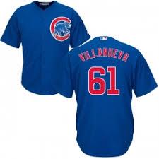 Replica Cubs Villanueva Christian Authentic Away Jersey Jerseys Home