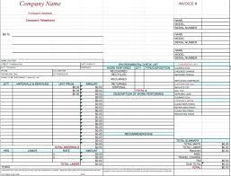 Roofing Invoice Template – Dinara.me