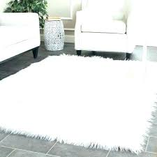 large white area rug fluffy big w fur how to clean fuzzy rugs black and