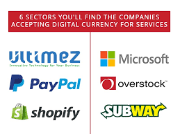 Most point of sales businesses use a tablet or a mobile phone to let customers pay with their mobile phones. Sectors Where The Companies Are Stretching And Accepting Digital Currency For Services By Monica P Medium