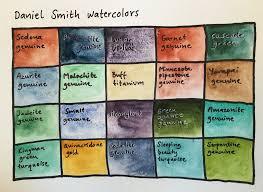 Daniel Smith Watercolors Mostly Primateks Lisa S Flickr