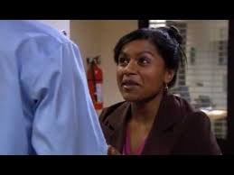The Office The Merger The Office S03e08 The Merger Kelly Kapoor Clip Youtube
