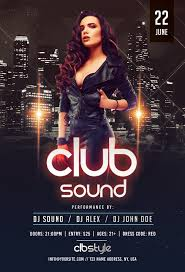 Club Flyer Templates Free 007 Min Club Flyer Templates Free Template Astounding Ideas