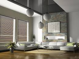 trendy office designs blinds. Fashionable Window Blinds Design In Modern Style Living Room Interior With Lampion Hang On Ceiling As Trendy Office Designs Pinterest