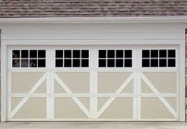 carriage garage doorModel 303  Overhead Door Company of Houston