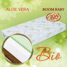 Отзывы о <b>Матрас детский Boom</b> Baby Bio Aloe Vera