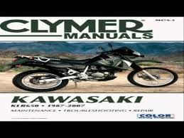 kawasaki klr650 1987 2007 clymer color wiring diagrams kawasaki klr650 1987 2007 clymer color wiring diagrams