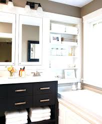 recessed shelves exquisite bathrooms that make use of open storage recessed bathroom shelves recessed shelving beside