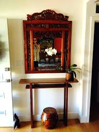 front door tableSide Table  Front Entry Side Table Entry Side Table Like This