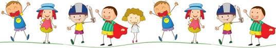 Výsledek obrázku pro kreslené děti ve školce
