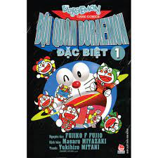 Sách - Đội quân Doraemon đặc biệt (lẻ tập) tốt giá rẻ