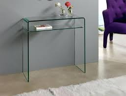 glass console tables image of small glass console table ideas glass console tables uk