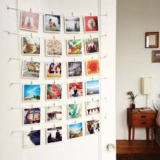 DIY Wall Art Ideas for Teen Rooms - DIY Photo Wall Art - Cheap and Easy