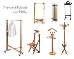 Holz Kleiderständer