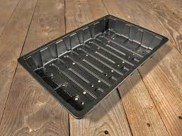 standard black seed tray