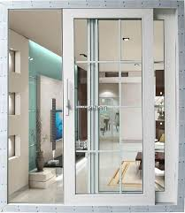decorations exceptional sliding glass doors design inspiration with white wooden frame and window blinds also