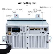 insignia car stereo wiring diagram insignia image aftermarket 8 inch android 5 1 1 2008 2013 opel vauxhall insignia on insignia car stereo