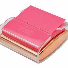 Купить <b>Блок самоклеящийся бумажный 3M</b> Super Sticky Розовое ...