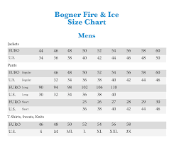 Bogner Fire And Ice Size Chart Bogner Fire Ice Feli Zappos Com