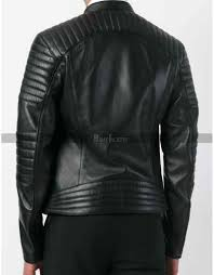 mens double zipper jacket