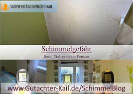 Sachverständigenbüro Kail In Traventhal Schimmelblog