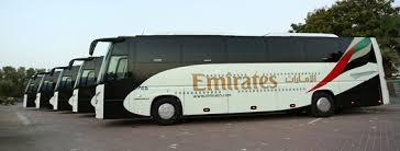 Coach Bus Seating Chart Airport Shuttle Service Dubai International Airport