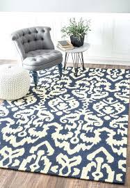 navy blue outdoor rug sundeck tribal indoor outdoor navy blue rug southwestern rugs navy blue round