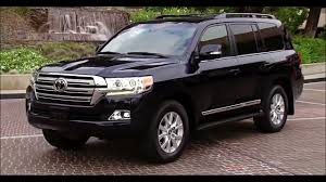 2018 Toyota Land Cruiser 200 Review and Test Drive - YouTube