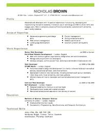 Resume Template Layout Resume Templates Design For Job Seeker And