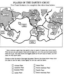 essential question  plate tectonics
