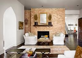 Small Picture Exceptional Living Room Design Ideas With Brick Wall Accents