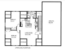 garage plan 85204 3 car garage