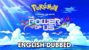 Pokemon the Movie 21 | The Power of... - Página do Solgaleo