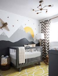 Stylish Gender Neutral Nursery Decor