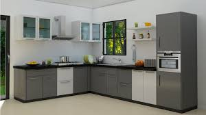 L Shaped Kitchen Design The Most Brilliant And Beautiful L Shaped Kitchen Design With