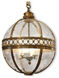 jordan global bazaar round antique brass pendant 3 light lantern 23 5 inch