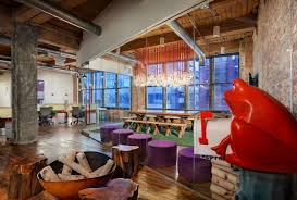 creative office space large. Collect This Idea 3-redfrog-creative-offices-freshome2 Creative Office Space Large