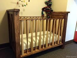 diy baby furniture. Baseball Bat Crib Finishing Diy Baby Furniture