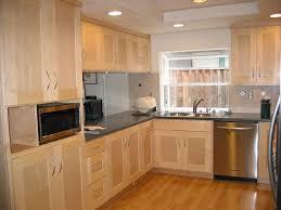 Light Maple Kitchen Cabinets Image Only Niviyas Light Maple Shaker
