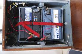 charging two battery banks practical boat owner marine dual battery system wiring diagram at Wiring Multiple Batteries On Boat