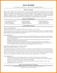 Pr Resume Examples Public Relations Resume Sample Fresh Pr Resume Examples Gear Cutter 27