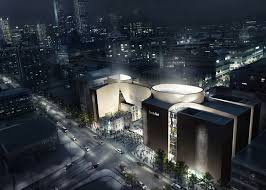National Artist In Architecture Design And Allied Arts Massive Calgary Music Centre By Allied Works To Open This Fall