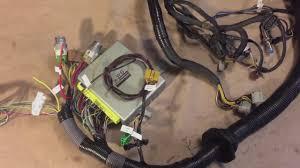 1995 2000 jdm subaru vw harness conversion youtube subaru wiring harness diagram at Subaru Wiring Harness Conversion