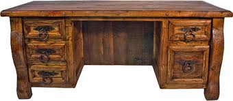 pine office desk. Old World Rustic Desk Pine Office U