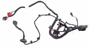 rh front door wiring harness 04 06 vw phaeton 3d1 971 121 rh front door wiring harness 04 06 vw phaeton 3d1 971 121