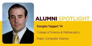 Rowan University - ALUMNI SPOTLIGHT: DOUGLAS TAGGART '14