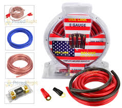 car amp wiring kit solidfonts 2 pyle 15 plpw15d subwoofers vented box lanzar channel amp