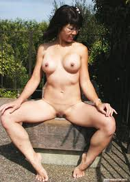 Japanese mature nude women