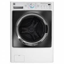 kenmore washer. kenmore elite 41002 4.5 cu. ft. front-load combo washer/dryer - washer