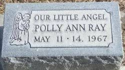 Polly Ann Ray (1967-1967) - Find A Grave Memorial